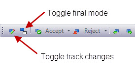 Track changes in SDL Trados Studio 2011 SP2: good news for medical translators (3/6)