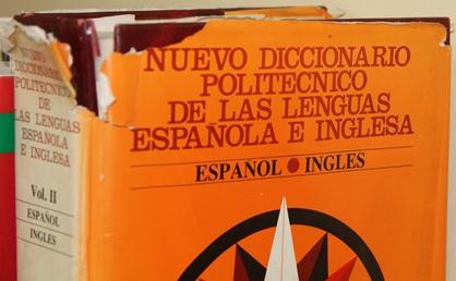 Diccionario politécnico español-inglés: now online