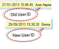 Old_new user ID
