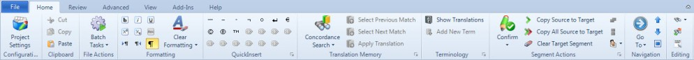 SDL Trados Studio 2014: new features for beginners (2/6)