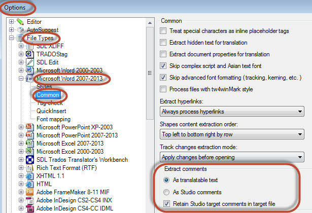 SDL Trados Studio 2014: new features for old hands (5/6)