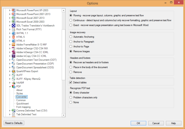 PDF_options