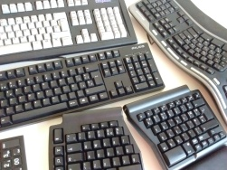 Keyboard Corner